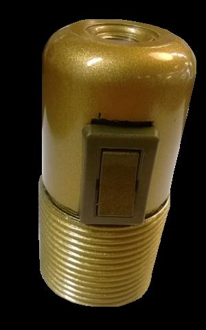 Lampunpidin E27 kytkimellä