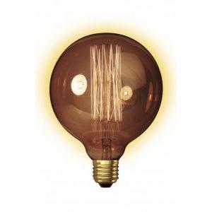 Filamenttilamppu, E27 (60 W) POP-lamppu G125