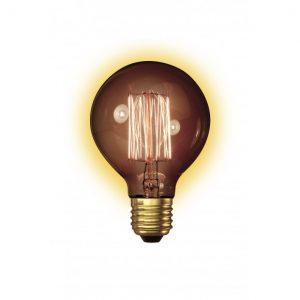 Filamenttilamppu, E27 (40 W) POP-lamppu G80