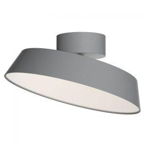 Nordlux Alba LED-kattovalaisin (harmaa)