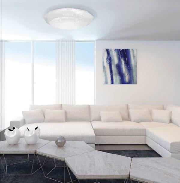 Mantra Diamante LED-plafondi