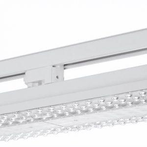 Malmbergs Optus LED-myymälävalaisin 3-vaihekiskoon
