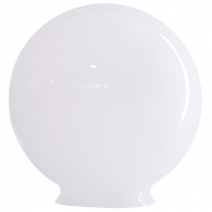 Pallokupu Ø300mm, opaali